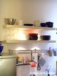 South of France - French Riviera - 2 Bedroom apartment - kitchen (PR-1082) photo 3 of 8