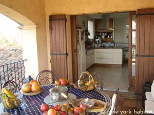 South of France - French Riviera - 3 Bedroom - Villa accommodation - kitchen (PR-1084) photo 5 of 7