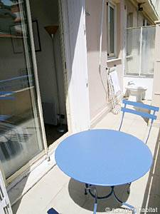 South of France - French Riviera - 2 Bedroom accommodation - bedroom 2 (PR-1104) photo 6 of 7