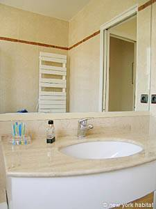 South of France - French Riviera - 2 Bedroom accommodation - bathroom 1 (PR-1104) photo 3 of 5