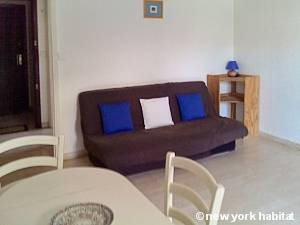 South of France - French Riviera - Studio accommodation - living room (PR-1116) photo 1 of 2