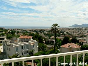 South of France - French Riviera - 3 Bedroom - Duplex - Villa accommodation - bedroom 2 (PR-1128) photo 6 of 6