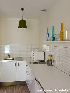 Sud de la France - Provence - Studio T1 logement location appartement - cuisine (PR-1129) photo 2 sur 3