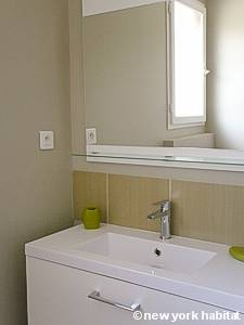 Sud de la France - Provence - Studio T1 logement location appartement - salle de bain (PR-1129) photo 1 sur 2