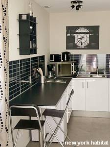 South of France - Provence - Studio apartment - kitchen (PR-1130) photo 1 of 4