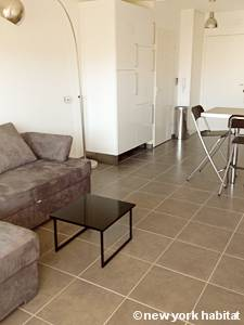 Sud de la France - Provence - T2 appartement location vacances - séjour (PR-1131) photo 3 sur 4