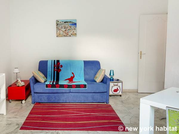 South of France - French Riviera - Studio accommodation - living room (PR-1164) photo 1 of 6