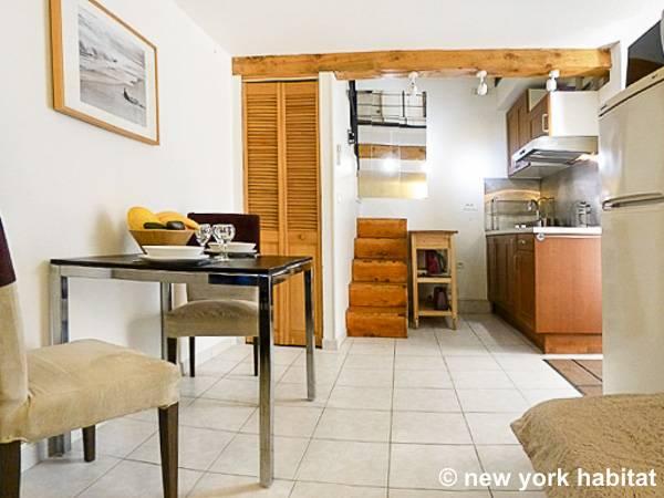 South France Apartment: 1 Bedroom Duplex Apartment Rental