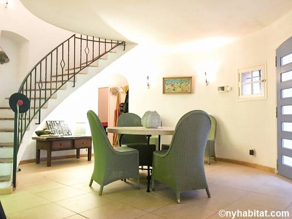 South of France - French Riviera - 4 Bedroom - Villa accommodation - living room (PR-1229) photo 6 of 7