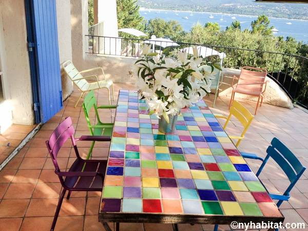 South of France - French Riviera - 4 Bedroom - Villa accommodation - other (PR-1229) photo 2 of 20