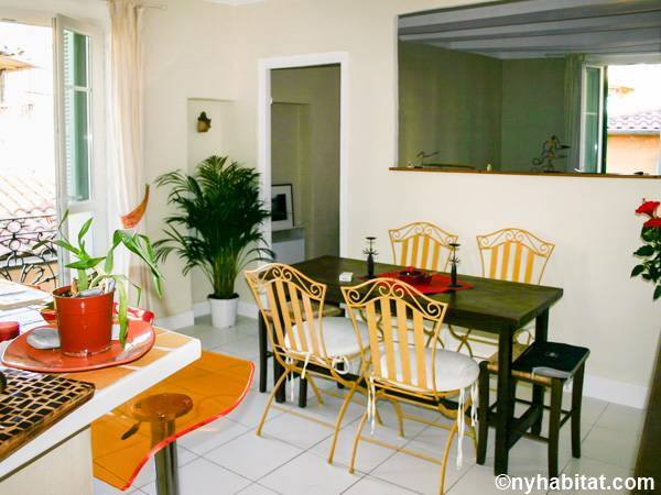South of France - French Riviera - 1 Bedroom accommodation - living room (PR-1230) photo 1 of 9