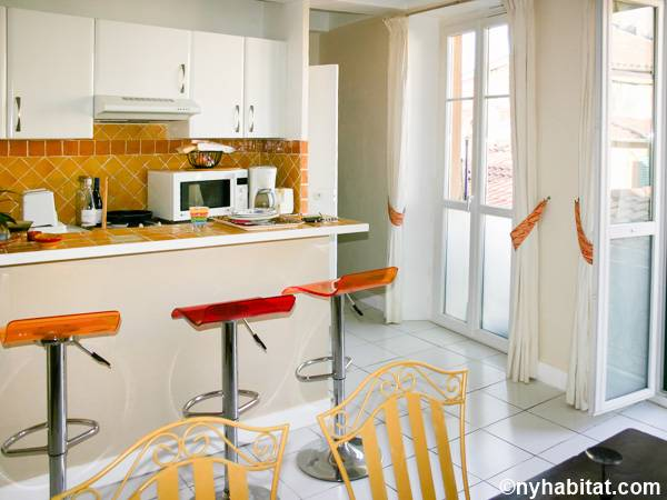 South of France - French Riviera - 1 Bedroom accommodation - kitchen (PR-1230) photo 3 of 3