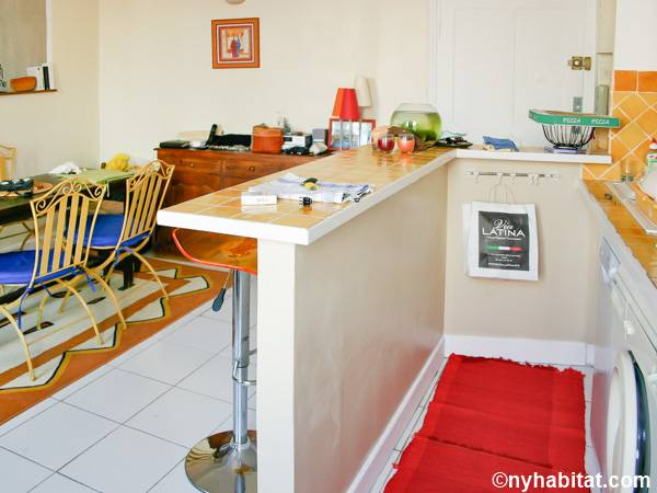 South of France - French Riviera - 1 Bedroom accommodation - kitchen (PR-1230) photo 1 of 3