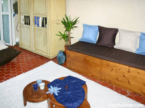 South of France - French Riviera - 1 Bedroom accommodation - living room (PR-1230) photo 6 of 9