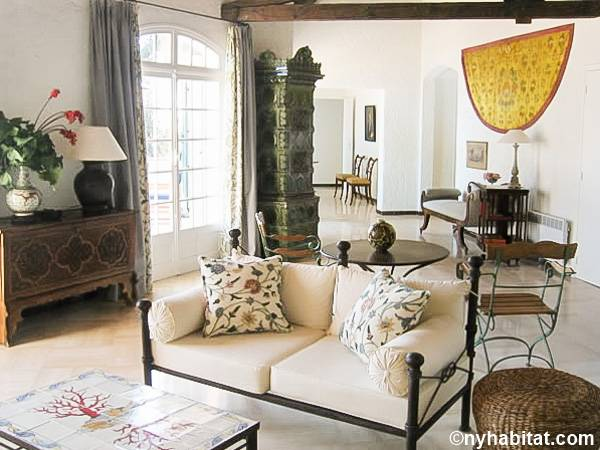 South of France - French Riviera - 4 Bedroom - Villa apartment - living room (PR-1233) photo 1 of 4