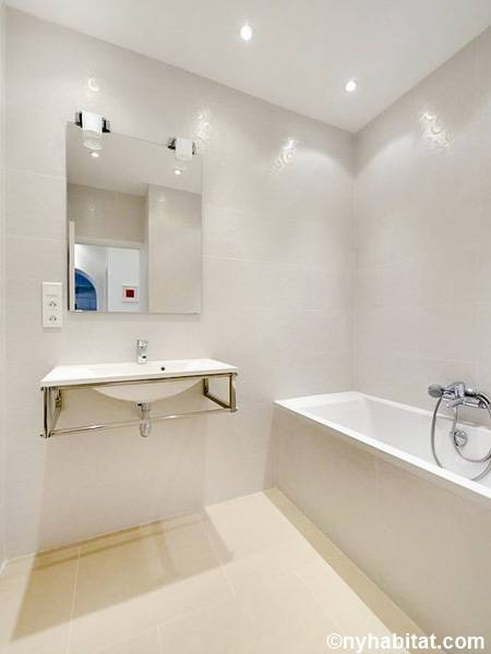 South of France - Provence - 3 Bedroom - Loft apartment - bathroom 1 (PR-1237) photo 1 of 1