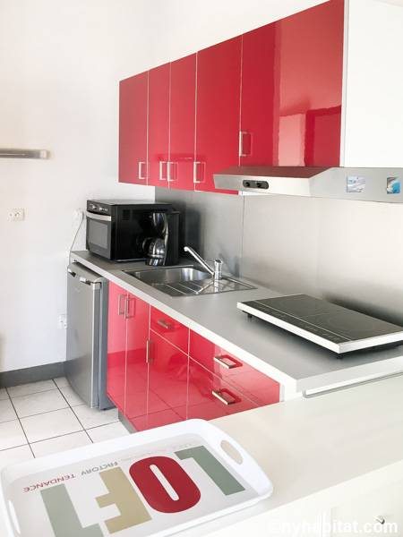 South of France - Montpellier Region - 1 Bedroom apartment - kitchen (PR-1238) photo 1 of 2