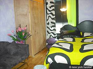 Alojamiento en Nueva York, Bed and Breakfast - Estudio - Harlem (NY-14256)