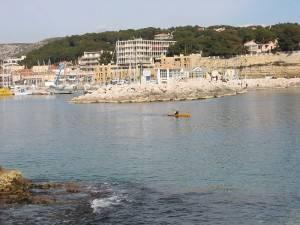 Foto del puerto en Carry-le-Rouet