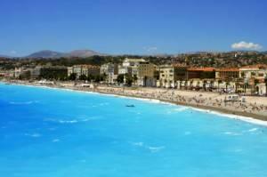 Niza, playas francesas