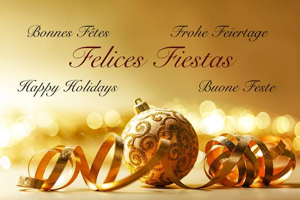 Felices Fiestas y Mejores Deseos - New York Habitat 2012
