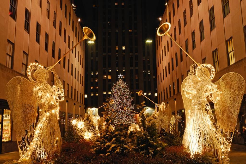 Imagen del Rockefeller Center