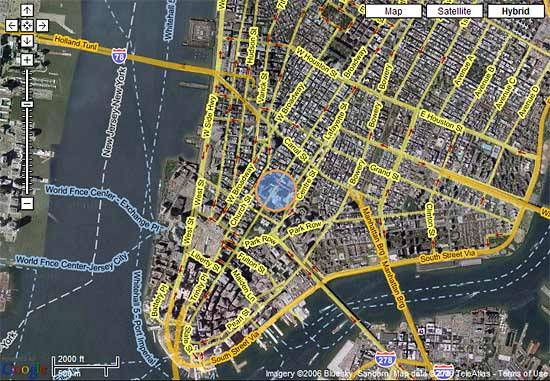 new york habitat map 2