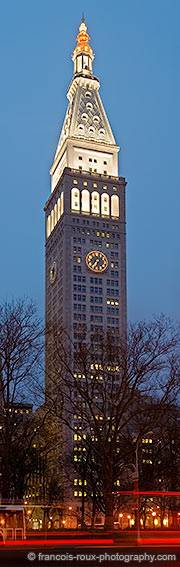 Photo of Met Life Tower in New York by Francois Roux