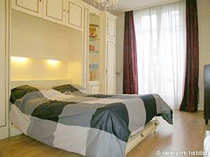 one-bedroom apartment near the Arc de Triumph in Paris France 1