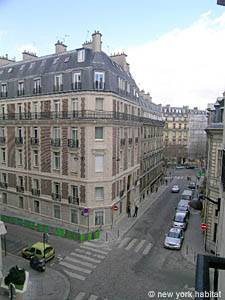 one-bedroom apartment near the Arc de Triumph in Paris France 3