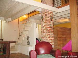 4 Bedroom Rental in Beaubourg, Marais - Les Halles