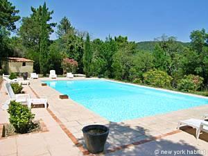 6 bedroom rental French Riviera pool