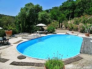 3 Bedroom Rental French Riviera Pool