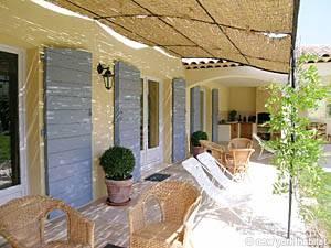 4 Bedroom Rental Saint Rémy Provence Alpilles