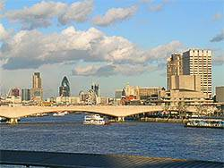 London City: Central London accommodations