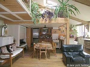 Paris Accommodation: 3 Bedroom Rental in Bastille, Marais - Les Halles (PA-3530)