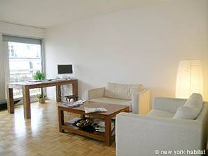 Paris Accommodation: 2 Bedroom Rental in Bastille, Pere Lachaise - Nation (PA-3589)