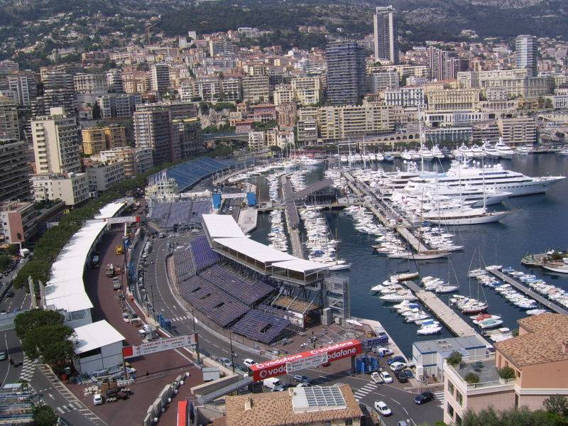 Race to Monaco for Formula One and stay in your own furnished apartment