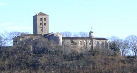 New York Habitat Visits Manhattan's Cloisters Museum in Ft Tryon Park