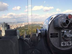 View of New York from Top of the Rock