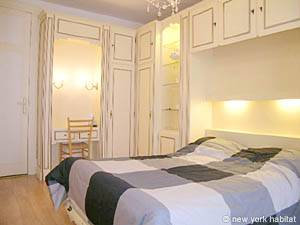 Paris Accommodation 1-bedroom Apartment (PA-3448) Pict