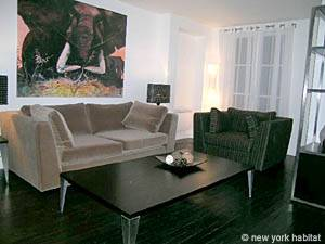 Paris 2-bedroom accommodation (PA-3097) Pict