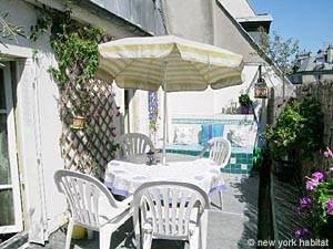 Paris accommodation: 1-bedroom rental (PA-1489)Pict
