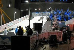 Head for the Slopes…in the Heart of London!