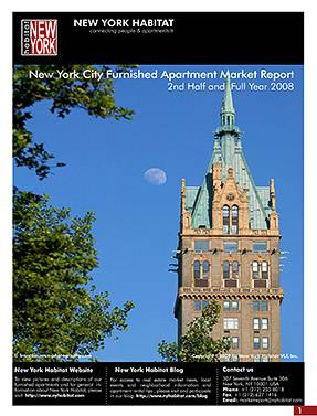 2008 New York Furnished Apartment Market Report