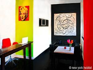 New York Apartment: 1-bedroom rental in midtown west chelsea NY-11197 photo