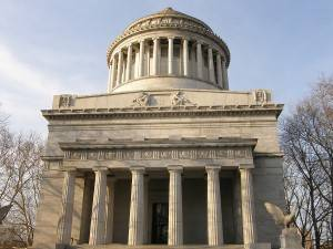Photograph of General Grant's Tomb in New York