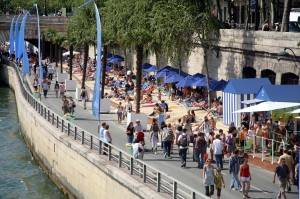 Paris Plage Photo