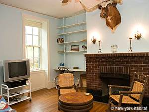 New York Vacation Rental 1 Bedroom in the West Village (NY-7565)