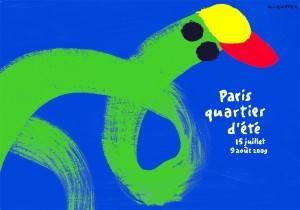Paris Summer Festival- Le Quartier d´Eté